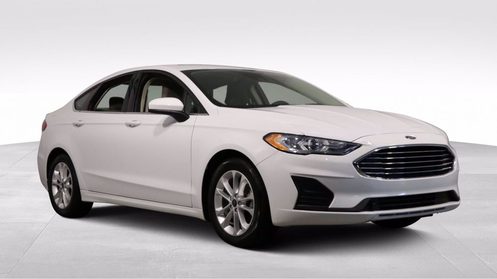 2019 Ford Fusion SE AUTO A/C GR ELECT MAGS CAM RECUL BLUETOOTH #