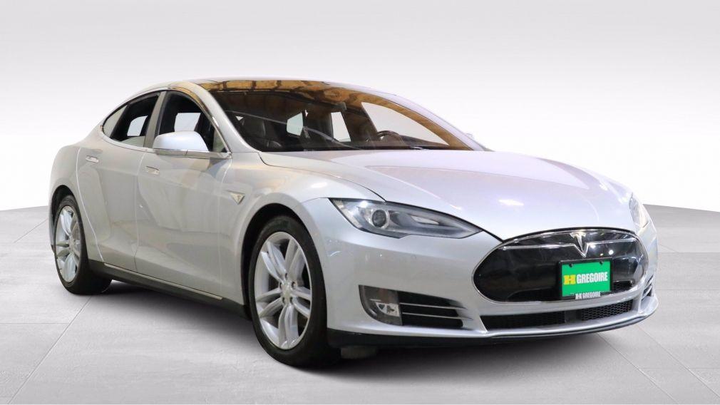 2016 Tesla Model S 85D CUIR NAV TOIT BLUETOOTH #