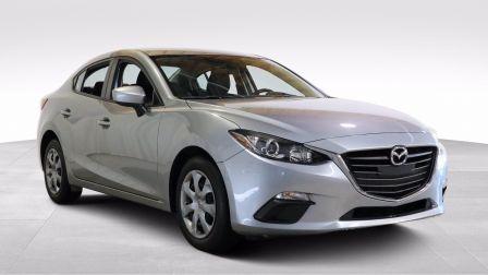 2016 Mazda 3 G PORTE ET VITRE ELEC MP 3                    à Drummondville