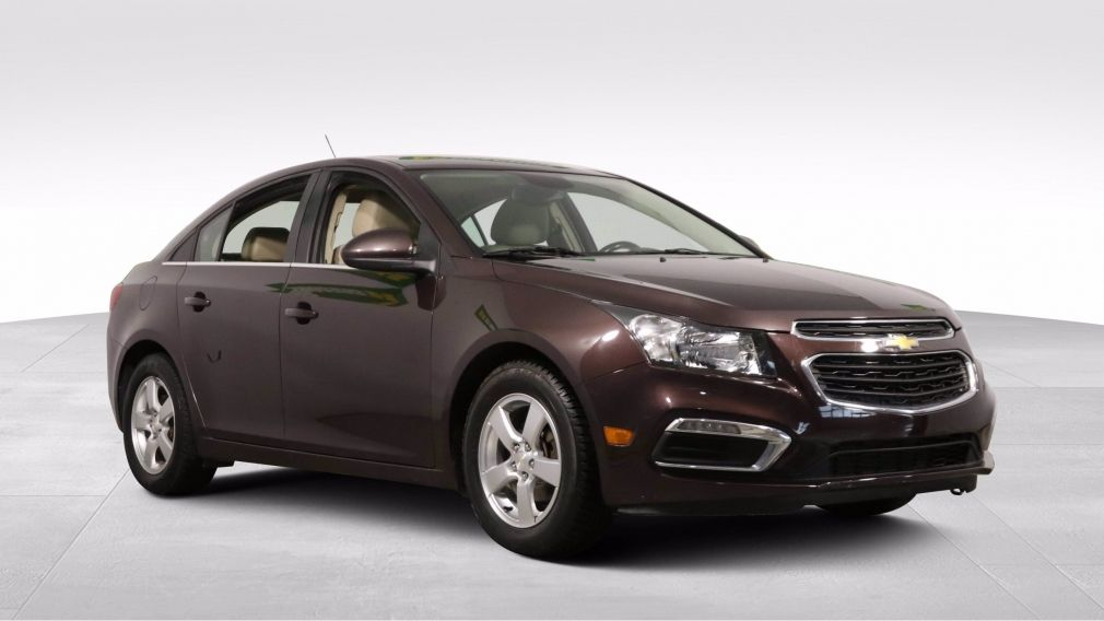 2015 Chevrolet Cruze 2LT AUTO A/C CUIR TOIT MAGS CAM RECUL BLUETOOTH #