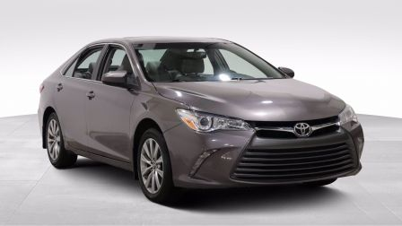 2017 Toyota Camry XLE AUTO CUIR TOIT NAVIGATION CAM RECUL BLUTOOTH                    à Longueuil