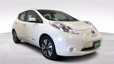 2016 Nissan Leaf S AUTO A/C GR ELECT MAGS CAMERA DE RECUL BLUETOOTH                    à Longueuil