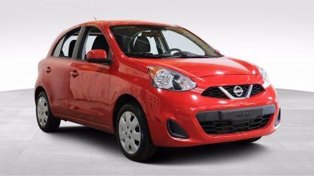 2017 Nissan MICRA SV AUTO AC GR ELEC BLUETOOTH                    à Drummondville