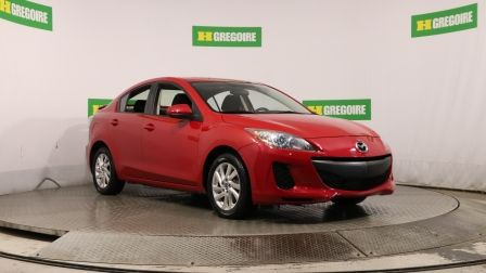 2013 Mazda 3 GS-SKY TOIT A/C MAGS GR ELECT BLUETOOTH