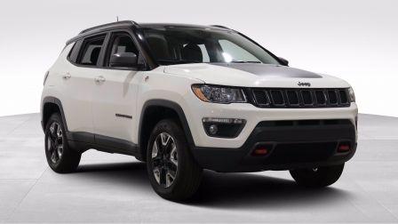2018 Jeep Compass Trailhawk AUTO A/C CUIR TOIT NAVIGATION MAGS AWD C                    à Longueuil