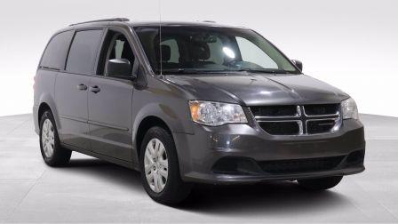 2017 Dodge GR Caravan SXT AUTO A/C 7 PASSAGERS STOWN GO GR ELECT BLUETOO                    à Montréal