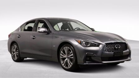 2019 Infiniti Q50 3.0t Signature Edition AWD  CUIR TOIT A/C MAGS NAV                    in Repentigny