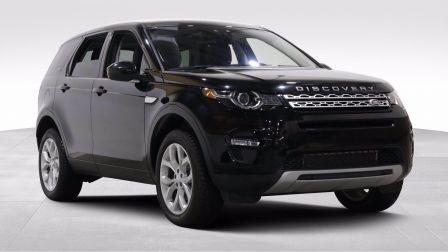 2017 Land Rover DISCOVERY SPORT HSE AUTO A/C GR ELECT CUIR TOIT PANORAMIQUE MAGS C                    à Drummondville