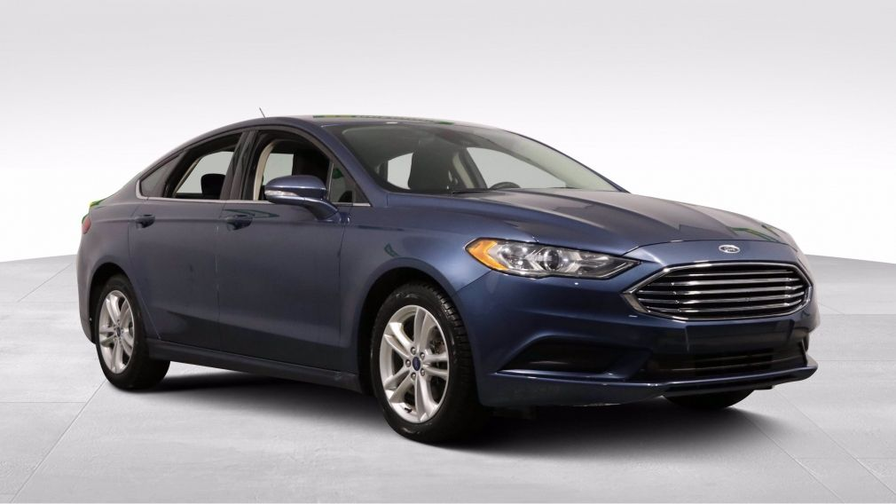2018 Ford Fusion SE A/C MAGS GR ELECT CAM RECUL BLUETOOTH #