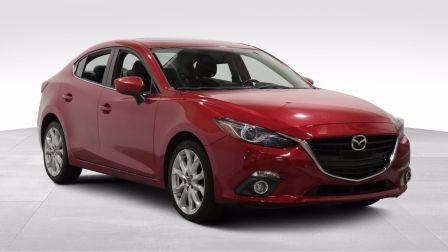 2015 Mazda 3 GT A/C CUIR TOIT GR ELECT MAGS NAVIGATION CAMERA B                    à Montréal