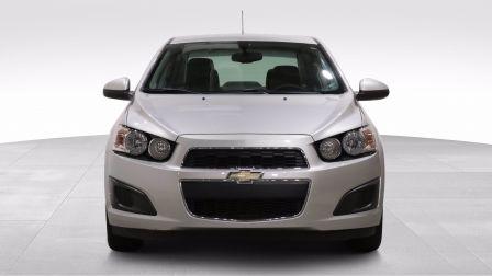 2015 Chevrolet Sonic LS AUTO BLUETOOTH                    à Longueuil