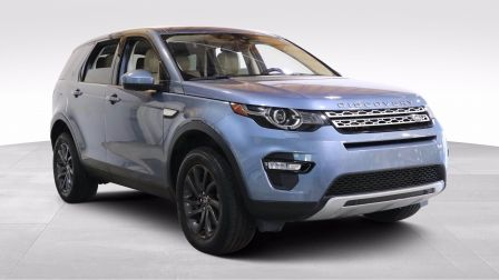 2018 Land Rover DISCOVERY SPORT HSE AWD AUTO AC CUIR TOIT PANO MAGS BLUETOOTH                    à Montréal