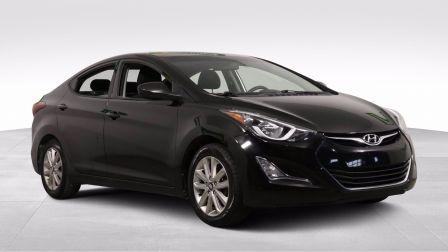 2016 Hyundai Elantra Sport Appearance AUTO MAGS A/C GR ELECT CAM RECUL