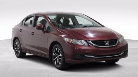 2013 Honda Civic EX A/C TOIT GR ELECT MAGS CAMERA BLUETOOTH                    à Longueuil