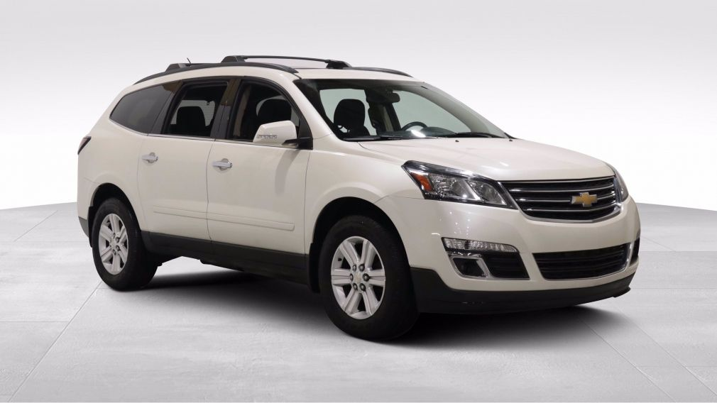 2014 Chevrolet Traverse 1LT AUTO A/C 8 PASSAGERS TOIT GR ELECT AWD MAGS CA #