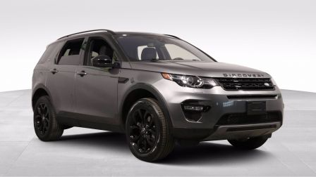 2017 Land Rover DISCOVERY SPORT SPORT HSE 7PASS AWD CUIR TOIT PANO NAV MAGS                    à Repentigny