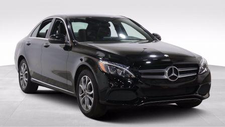 2017 Mercedes Benz C300 C 300 AUTO A/C GR ELECT CUIR TOIT NAVIGATION CAMER                    à Longueuil