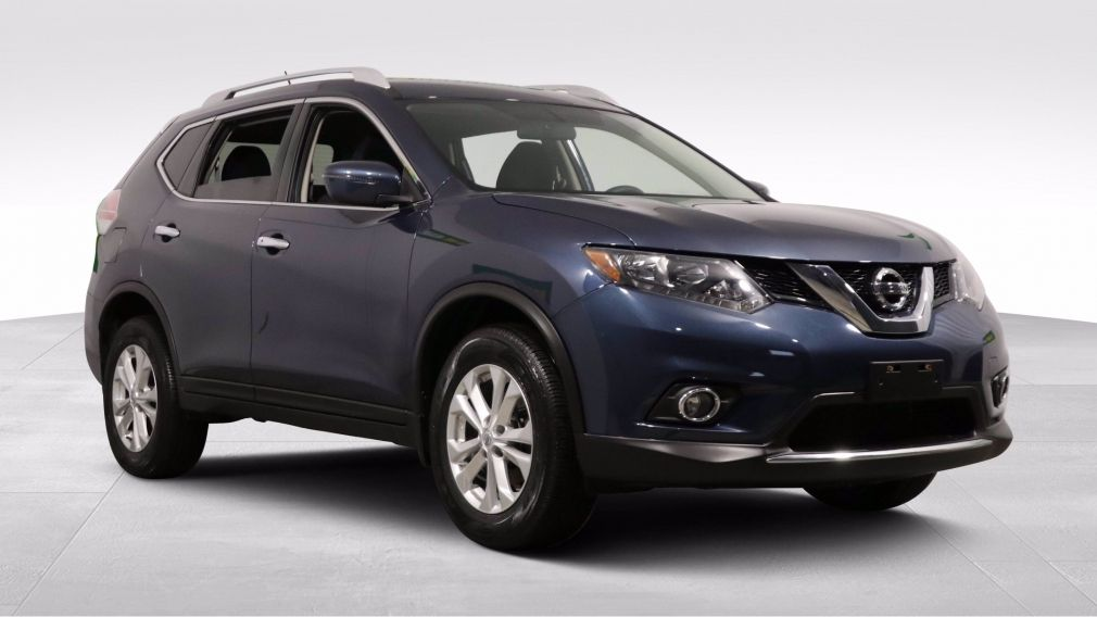 2016 Nissan Rogue SV A/C MAGS GR ELECT CAM RECUL BLUETOOTH #
