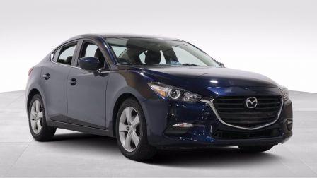 2017 Mazda 3 SE AUTO A/C CUIR GR ELECT MAGS CAMERA RECUL BLUETO                    à Longueuil
