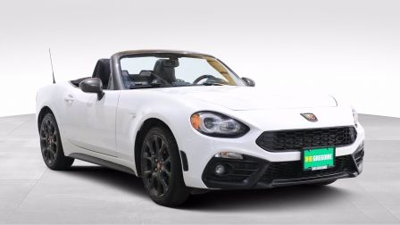 2017 Fiat 124 Spider Abarth CABRIOLET AUTO AC GR ELEC MAGS BLUETOOTH                    à Longueuil
