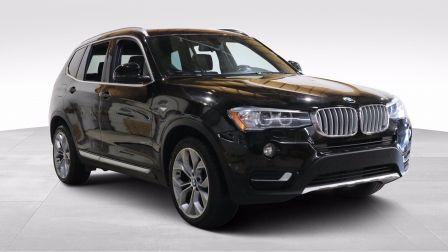 2017 BMW X3 xDrive28i AUTO AWD GR ELEC CAMERA DE RECULE,BLUETO                    à Rimouski