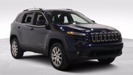 2014 Jeep Cherokee Limited A/C CUIR TOIT GR ELECT CAMERA RECUL BLUETO                    à Longueuil