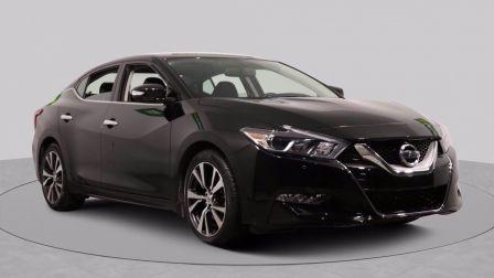2016 Nissan Maxima SV AUTO A/C CUIR NAV MAGS CAM RECUL BLUETOOTH