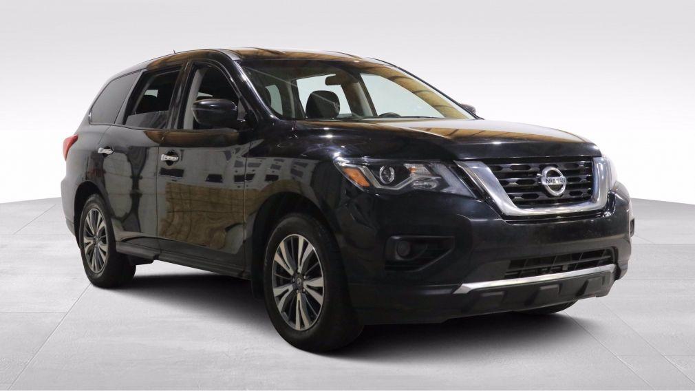 2017 Nissan Pathfinder S 4 WD AUTO AC GR ELEC CAMERA DE RECULE BLUETOOTH #