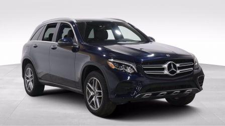 2018 Mercedes Benz GLC GLC 300 AUTO A/C GR ELECT CUIR TOIT MAGS CAMERA BL                    à Longueuil