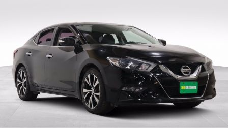 2016 Nissan Maxima SV AUTO A/C GR ELECT CUIR TOIT MAGS NAVIGATION CAM                    in Repentigny