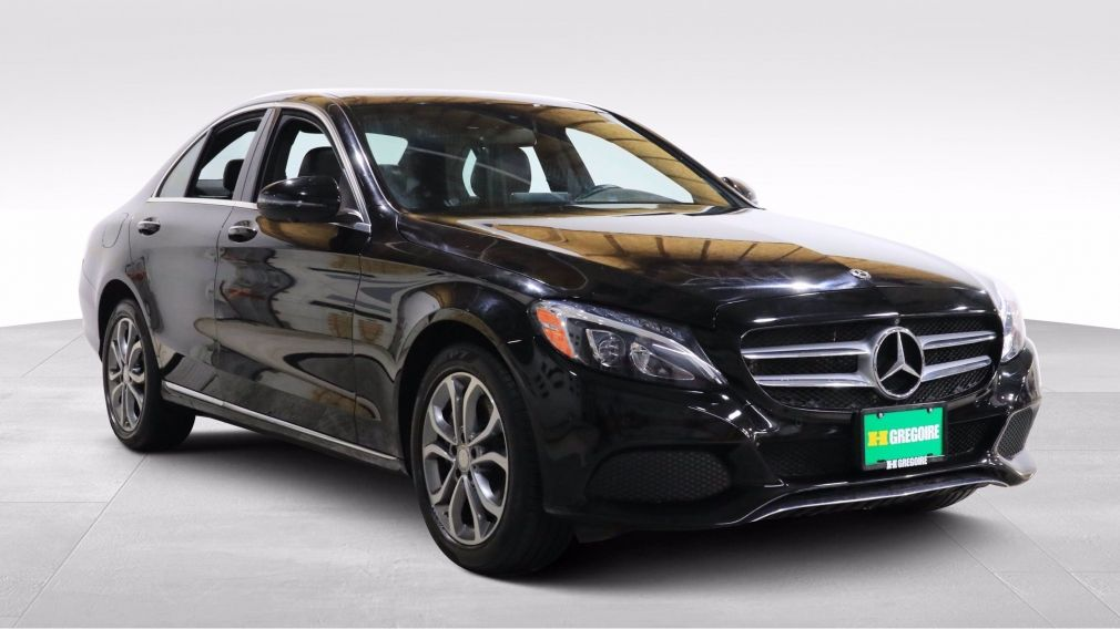 2017 Mercedes Benz C300 C 300 AUTO AC GR ELEC CAMERA DE RECULE BLUETOOTH #