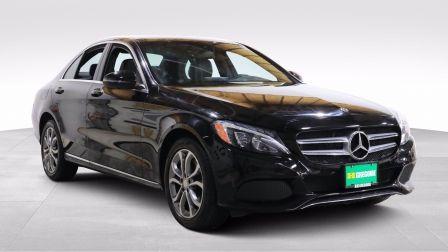 2017 Mercedes Benz C300 C 300 AUTO AC GR ELEC CAMERA DE RECULE BLUETOOTH                    à Drummondville