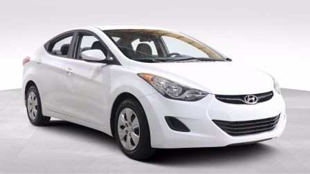 2013 Hyundai Elantra L AUX VITRES ET PORTES ELEC AM/FM MP3 IPOD USB