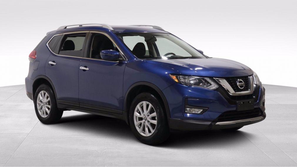 2017 Nissan Rogue SV AUTO A/C GR ELECT MAGS AWD CAMERA BLUETOOTH #