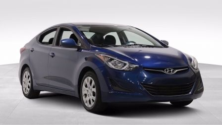 2016 Hyundai Elantra GL AUTO A/C GR ELECT BLUETOOTH
