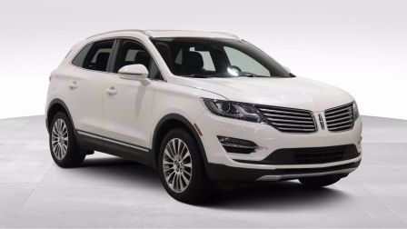 2017 Lincoln MKC Reserve AUTO A/C GR ELECT CUIR TOIT MAGS AWD NAVIG                    à Repentigny