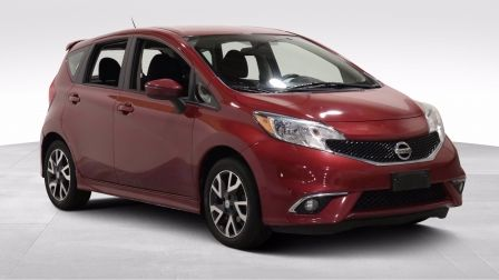 2016 Nissan Versa Note SR AUTO A/C GR ELECT MAGS CAMERA BLUETOOTH                    à Longueuil