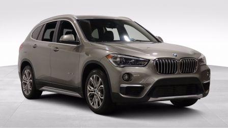 2017 BMW X1 xDrive28i AUTO A/C GR ELECT MAGS CUIR CAMERA BLUET                    à Drummondville