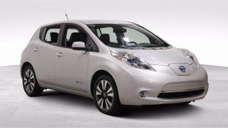 2013 Nissan Leaf SV AUTO A/C GR ELECT CUIR MAGS NAVIGATION BLUETOOT                    à Longueuil