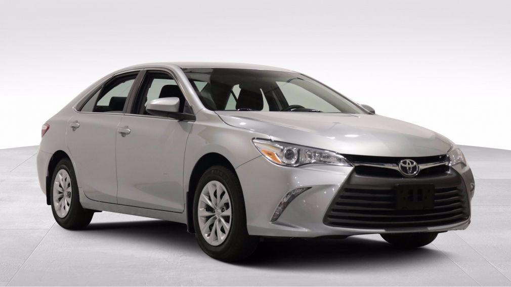 2017 Toyota Camry LE AUTO A/C GR ELECT CAMERA BLUETOOTH #