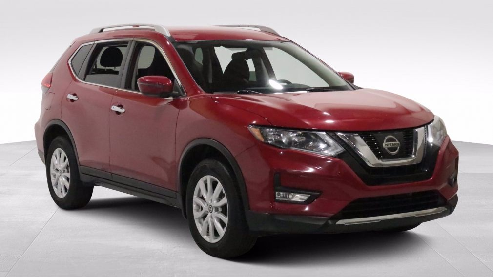 2017 Nissan Rogue SV AUTO A/C GR ELECT MAGS AWD CAMERA BLUETOOTH #