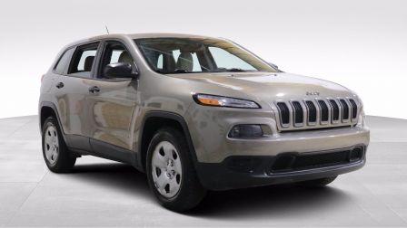 2017 Jeep Cherokee Sport 4WD AUTO AC GR ELEC BLUETOOTH                    à Granby