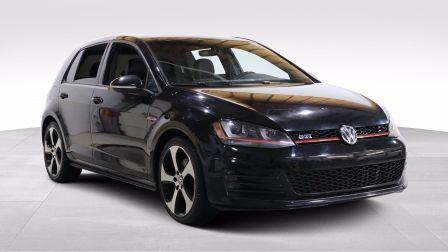 2017 Volkswagen Golf GTI Autobahn AUTO AC GR ELEC MAGS TOIT CUIR BLUETOOTH                    à Drummondville