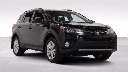 2014 Toyota Rav 4 Limited AUTO A/C GR ELECT CUIR TOIT NAVIGATION CAM                    à Longueuil