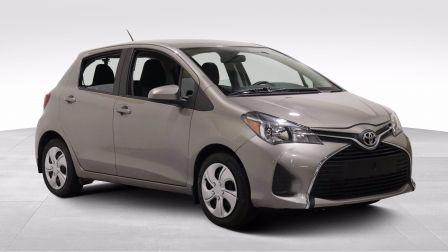 2015 Toyota Yaris LE AUTO A/C GR ELECT BLUETOOTH                    à Longueuil