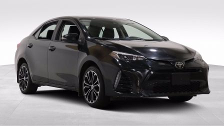 2018 Toyota Corolla SE A/C CUIR GR ELECT MAGS CAMERA RECUL BLUETOOTH                    à Longueuil