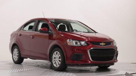 2018 Chevrolet Sonic LT AUTO A/C GR ELECT MAGS CAMERA BLUETOOTH                    à Longueuil