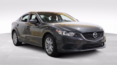 2017 Mazda 6 GS AUTO AC GR ELEC CAMERA DE RECULE BLUETOOTH                    à Drummondville