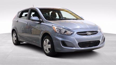 2017 Hyundai Accent LLECTEUR DC MP3 AM FM                    à Drummondville