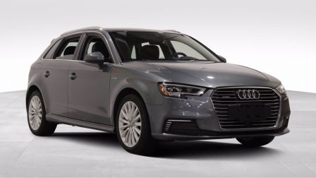 2017 Audi A3 Technik A/C CUIR TOIT GR ELECT CAMERA RECUL BLUETO                    à Longueuil
